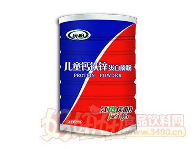 江中庆柏儿童钙铁锌蛋白质粉