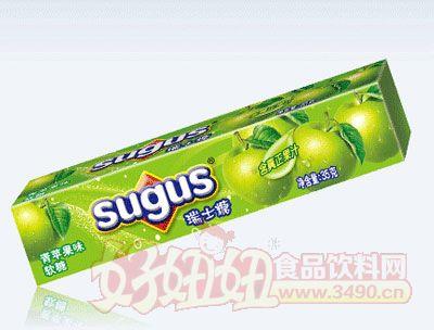 青�O果味瑞士糖35g