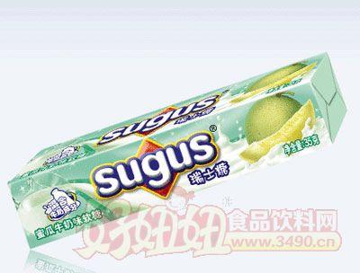 蜜瓜牛奶味瑞士糖35g