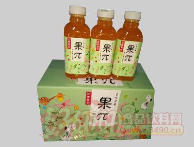 迷昵果园果π生榨芒果果味饮料500mlx15瓶