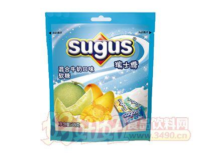 瑞士糖混合牛奶口味�糖