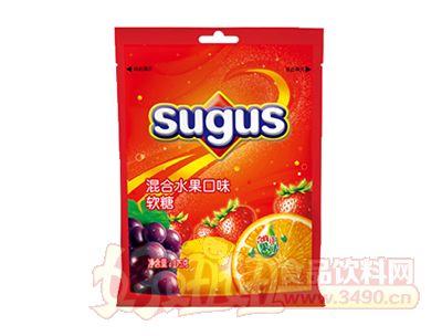 瑞士糖混合水果口味�糖