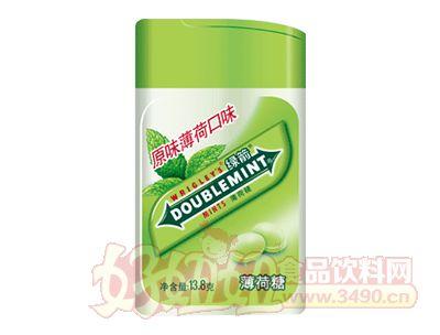 绿箭原味薄荷口味薄荷糖13.8g