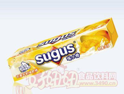 瑞士糖芒果牛奶味�糖