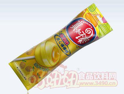 真知棒菠萝香橙?#34892;?#26834;棒糖