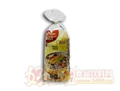 穆乐牌葡萄干榛仁原味麦片