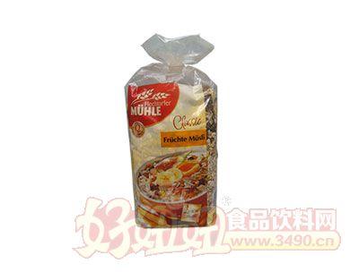 穆乐牌什锦水果麦片