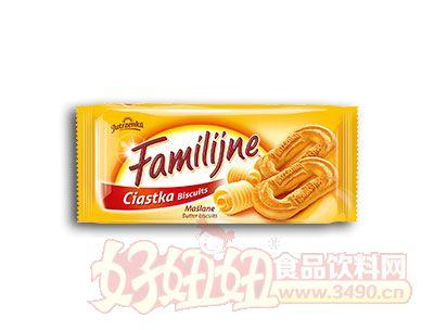 家系列― ―黄油饼干