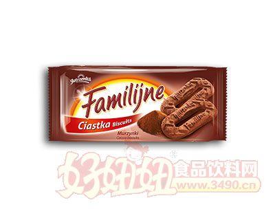 家系列― ―可可味饼干