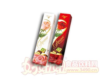 恋爱慕系列果仁夹心巧克力礼盒