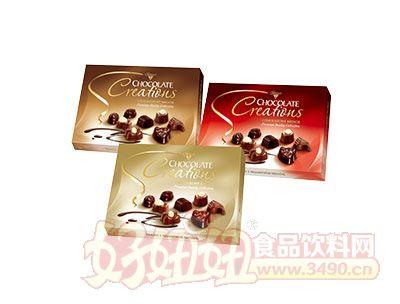 宇宙系列精致巧克力礼盒