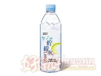 英酷尔柠檬水500ml
