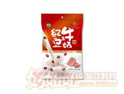 红豆牛奶软糖90g