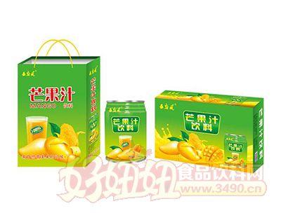 五谷�L芒果汁�Y盒
