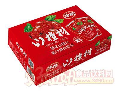 津君山楂�湓�味山楂汁箱�b