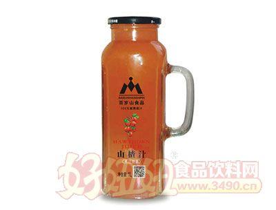 百岁山食品山楂汁1L
