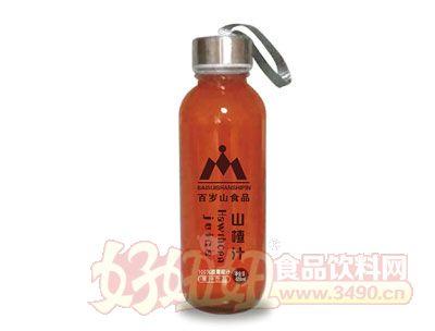 百岁山食品山楂汁420ml