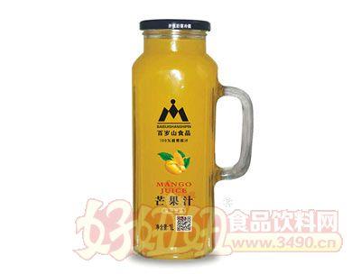 百岁山食品芒果汁1L