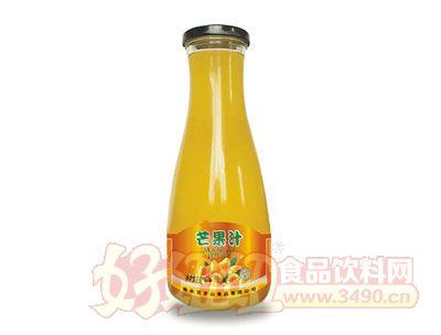 百岁山食品芒果汁1.5L