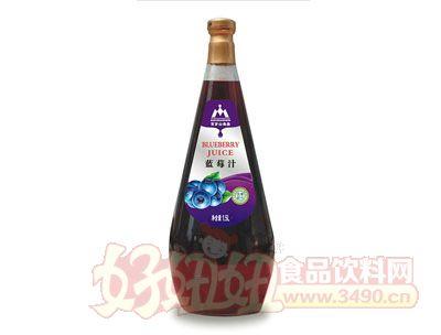 百岁山食品蓝莓汁饮品1.5L
