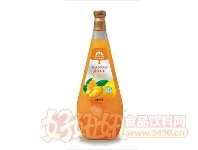 百岁山食品芒果汁饮品1.5L