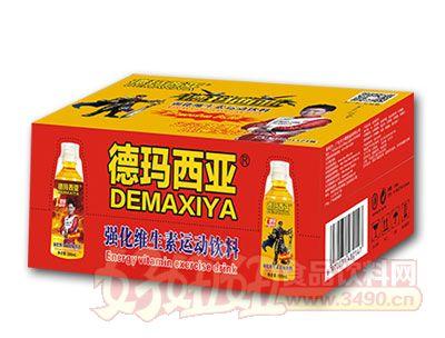 德玛西亚强化维生素运动饮料箱装