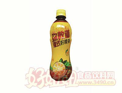 弥敦道港式柠檬茶500ml瓶装