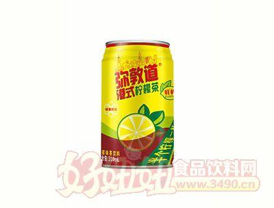 弥敦道港式柠檬茶310ml