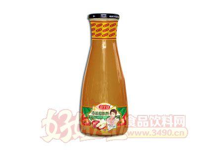 富士达苹果醋饮料1L