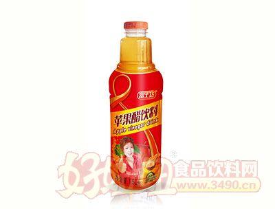 富士达苹果醋饮料1.5L
