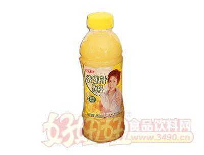 惠康香蕉汁饮料600ml
