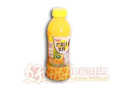 惠康芒果汁饮料600ml