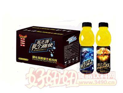 苍之涛玛咖维生素饮料600ml×15瓶