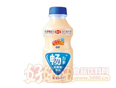 畅力多乳酸菌饮品340毫升