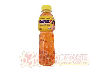 浩园体能动力强化能量型新维生素果汁饮料600ml