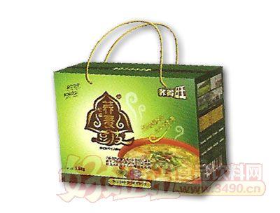 明鑫荞麦面礼盒