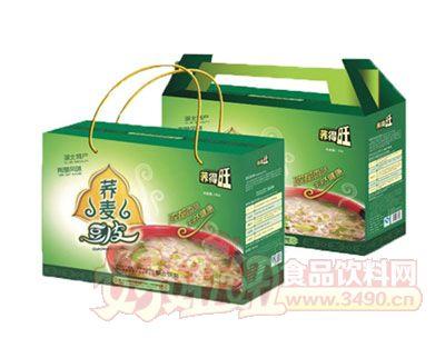 明鑫荞得旺荞麦豆皮礼盒