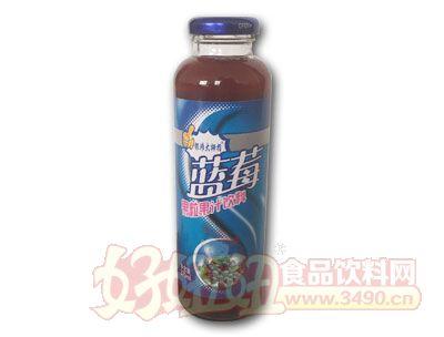 银滩大拇指果粒果汁饮料