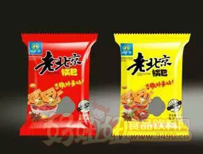 谷部一族老北京锅巴食品40克