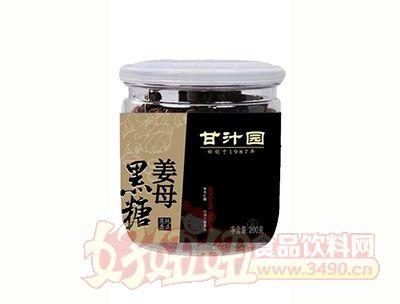 200克醇朴系列姜母黑糖
