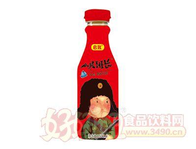 启致小米班长冲泡・青柠红茶500ml红瓶装