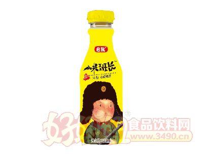 启致小米班长冲泡・冰桔绿茶500ml