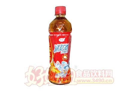 银吉冰红茶500ml