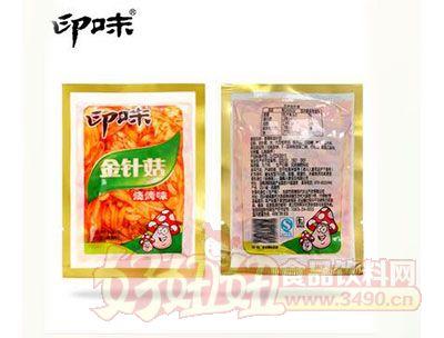 印味金针菇500g