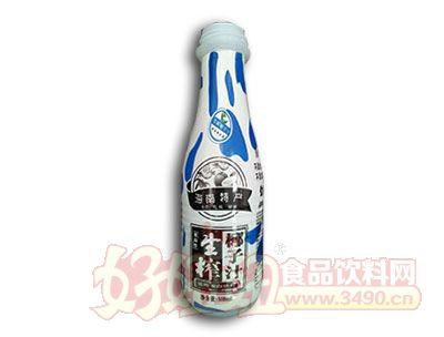 晨铭生榨椰子汁500ml