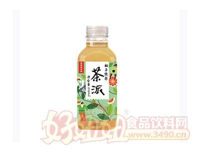 果恋茶派柚子绿茶