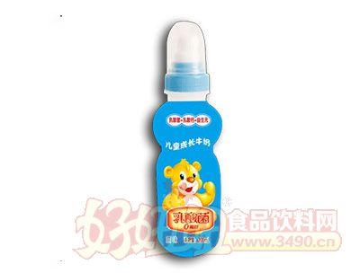 康发儿童成长牛奶乳酸菌原味200ml