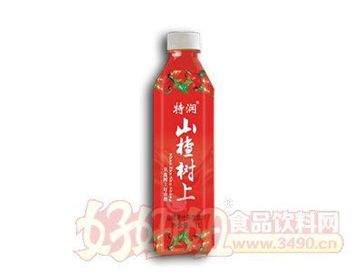 特润山楂树上山楂汁饮料1L