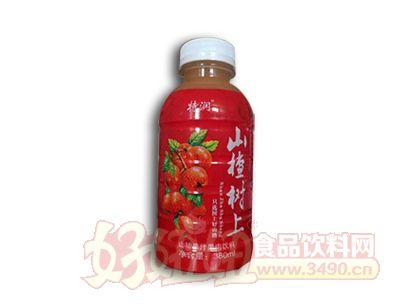 特润山楂树上山楂汁饮料380ml