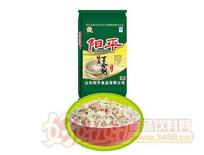 阳平绿豆百合粥